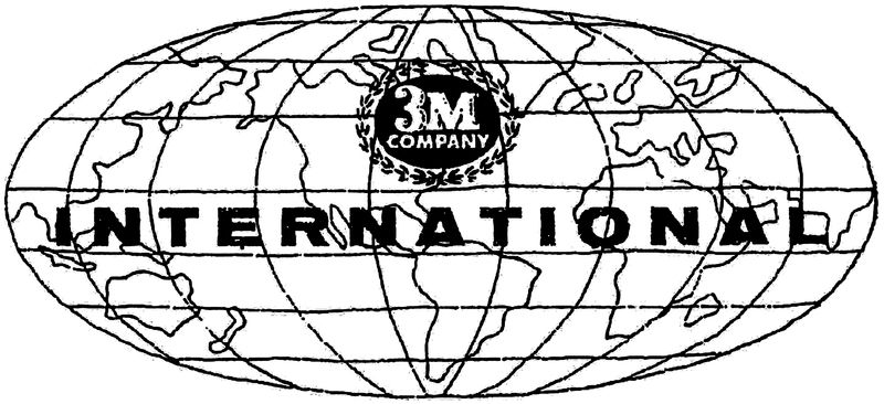 3M International Logo