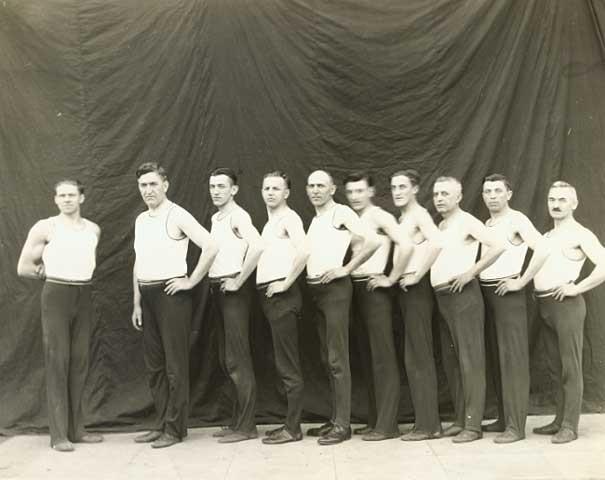 Sokol Men, St. Paul