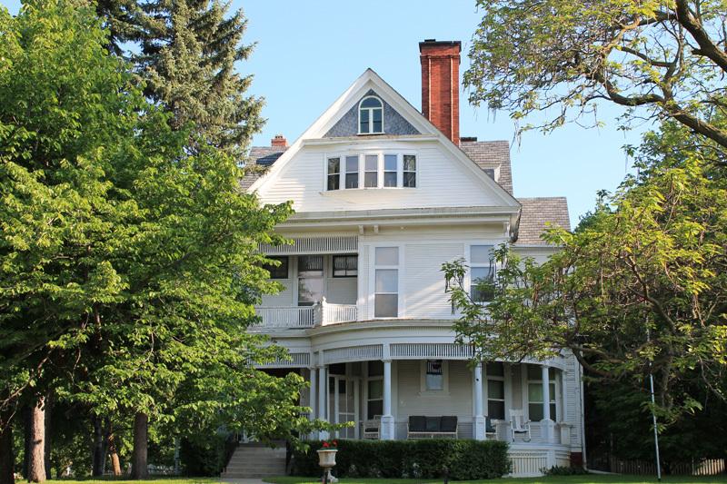 Charles Haas House