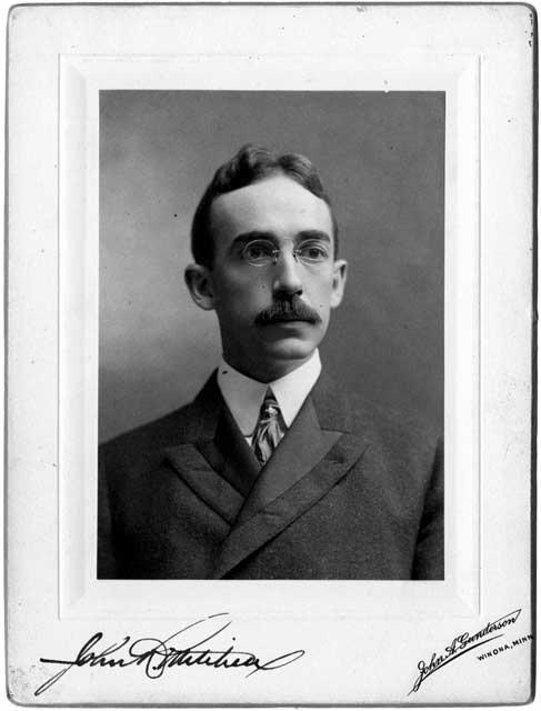 John Raymond Mitchell circa 1910