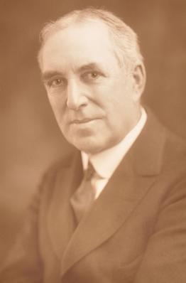 Edward Buxton in 1921