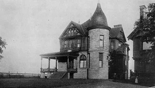 Samuel and Elizabeth Magoffin Mansion 1888