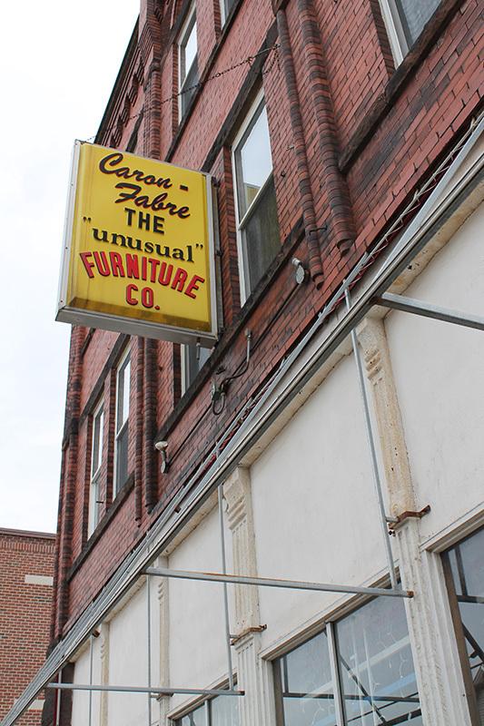 Caron-Fabre Furniture Store