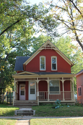 Herman A.E. Trapp Home