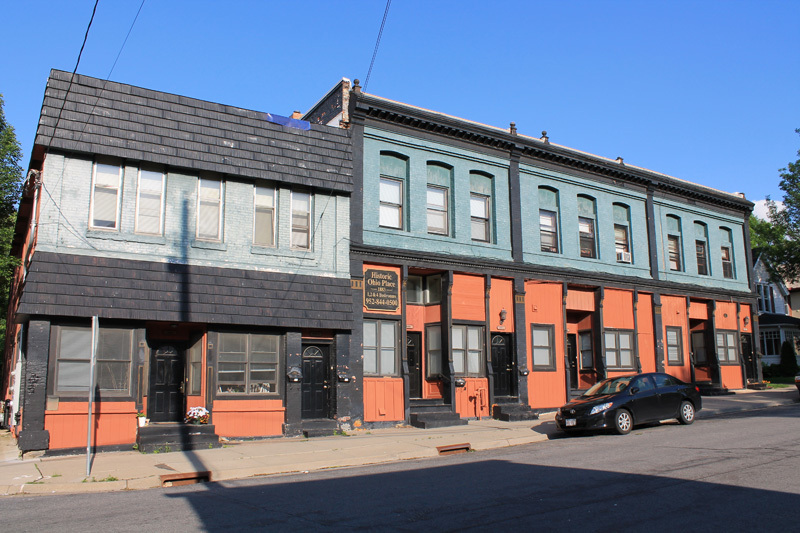 Ohio Street Rowhouse