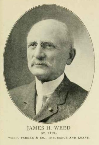James Henry Weed