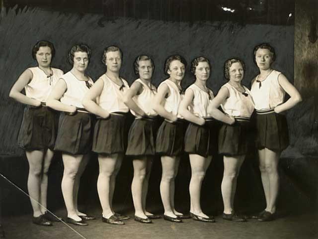 Sokol Ladies, Saint Paul