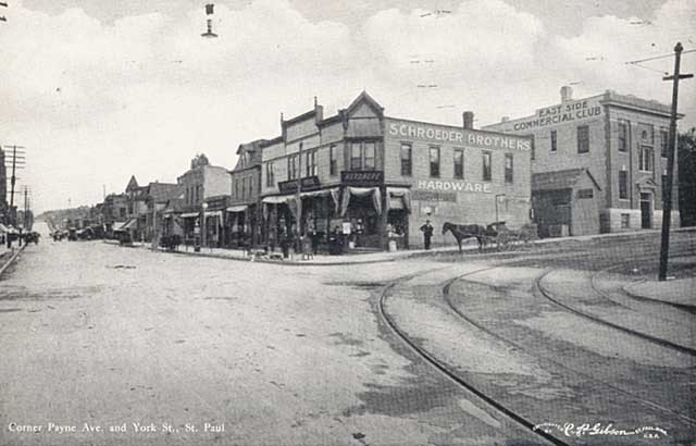 Payne Avenue and York Street