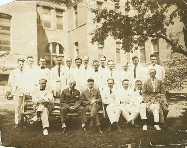 City and County Hospital physicians