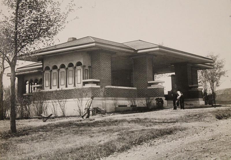 Pavilion at Indian Mounds Park