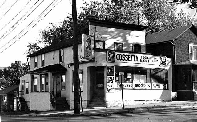 Cossetta Food Market