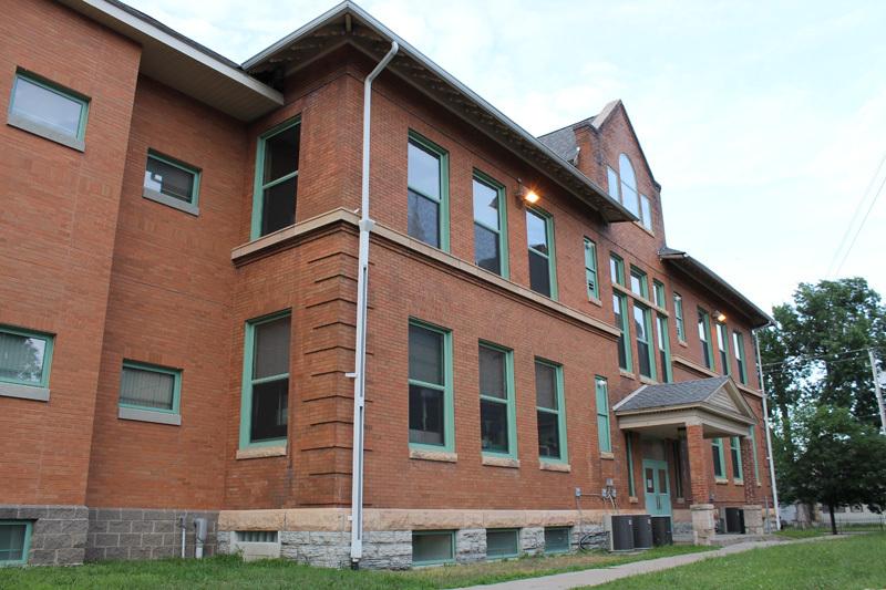 Former Saint Adalbert School