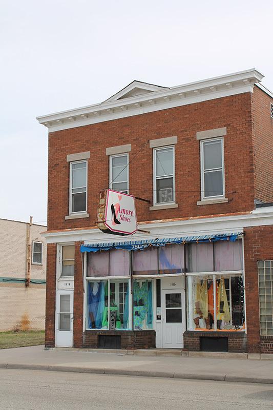 Former Tschida Bakery building