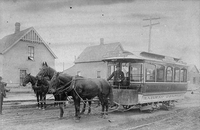 """Bobtail"" Horsecar 94"