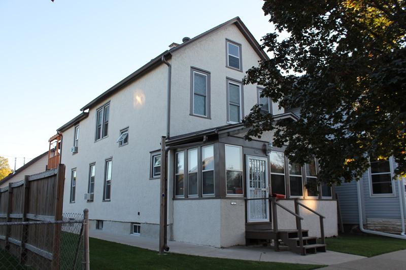John Brewer Home