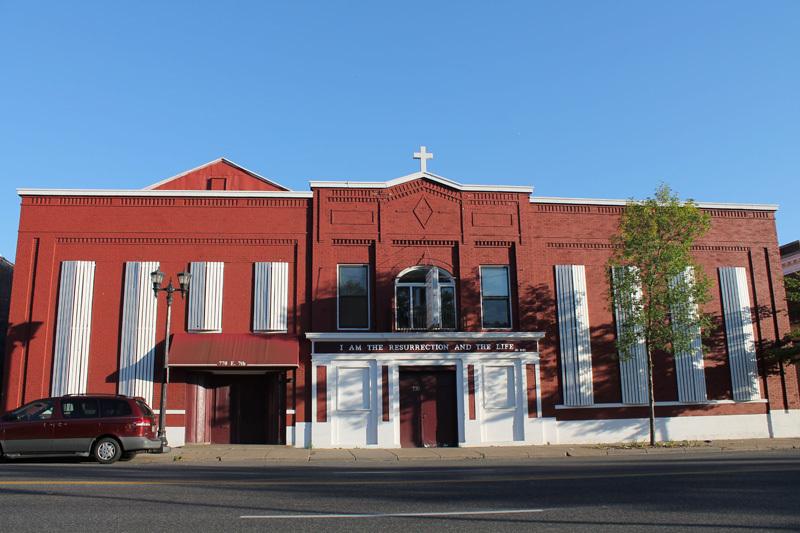 Former Dayton's Bluff Commercial Club