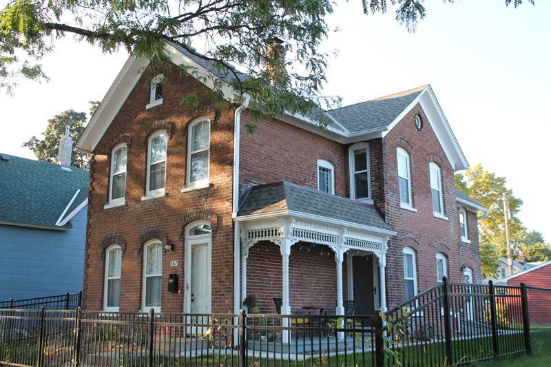 Charles Buetow Home