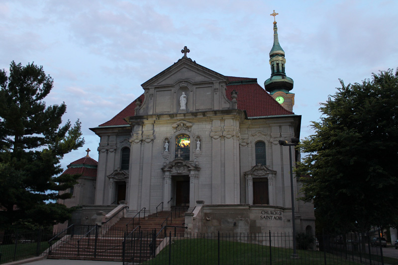 Saint Agnes Catholic Church