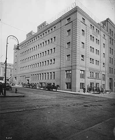Crane and Ordway Company