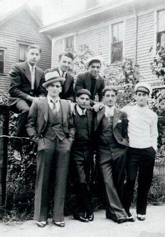 Italian Americans, East Side