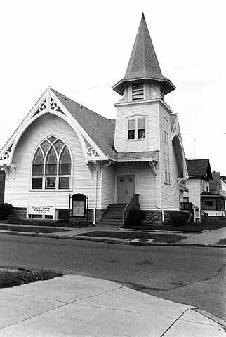 University Avenue Congregational Church