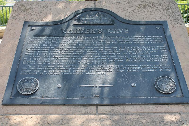 Carver's Cave Overlook