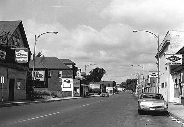 Selby Avenue near Dale