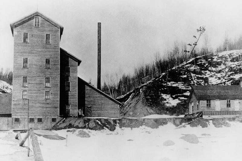Crystal Bay Facilities, 1906