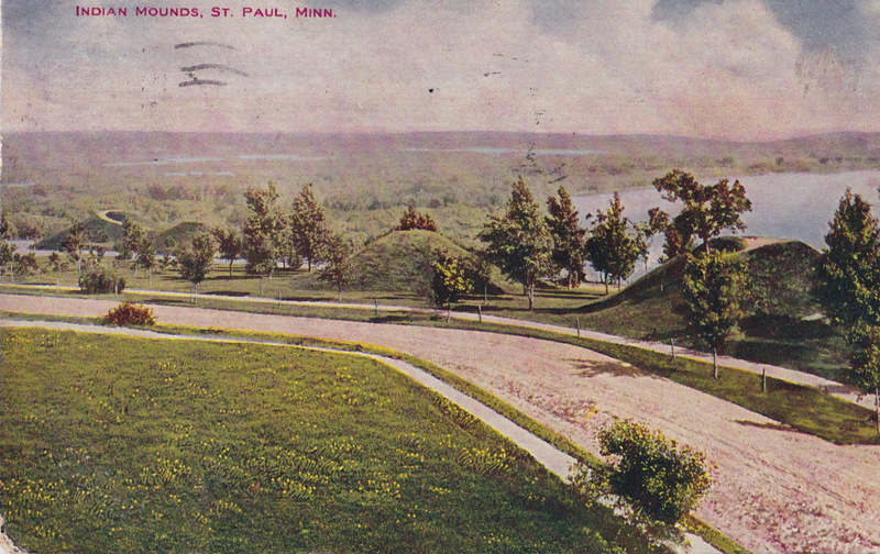 Indian Mounds, St. Paul