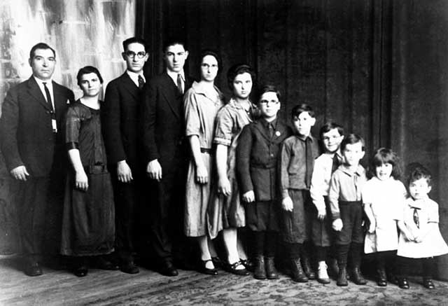 Frank Yarusso family