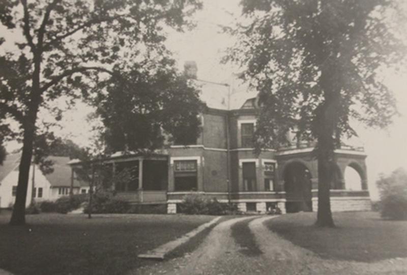Samuel Dearing Residence