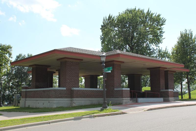 Indian Mounds Park Pavilion