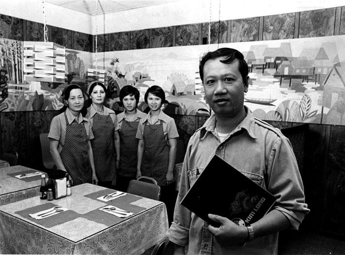 Kim Long's Golden Dragon Restaurant