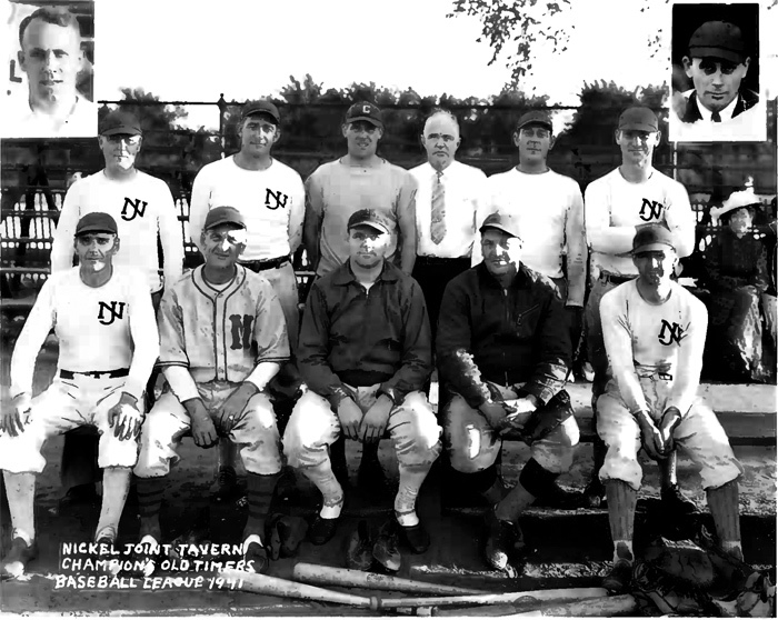 Champion's Old Timers Baseball League