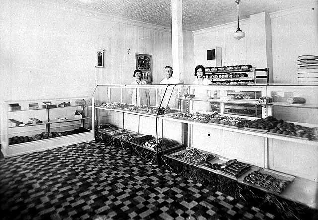 Tschida Bakery interior