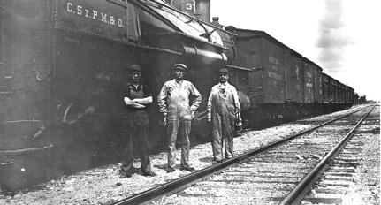 Omaha Railroad Crew