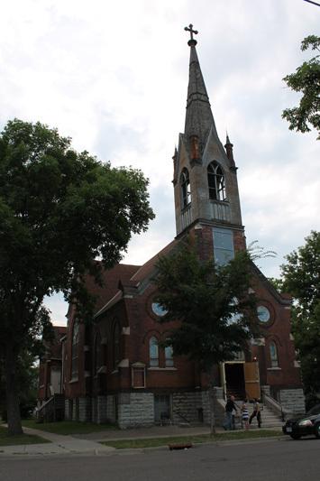 Trinity Norwegian Evangelical Church