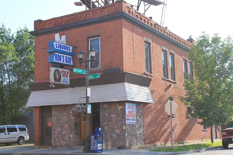 Former drug store
