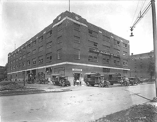 John H. Allen and Co. circa 1920