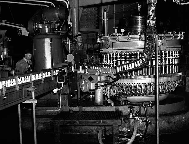 Canning Machine, Hamm's Brewery