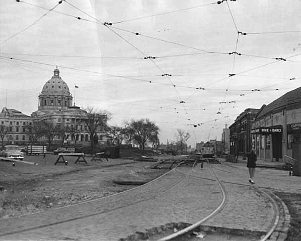 Wabasha Street near the State Capitol