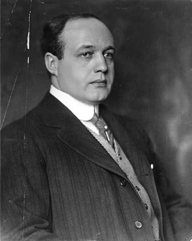 Albert William Lindeke circa 1905