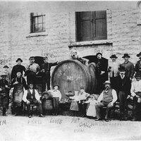 Banholzer family and employees