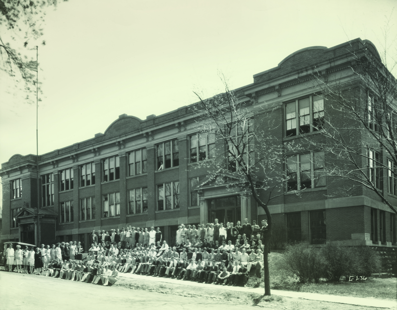 Johnson High School, 1930