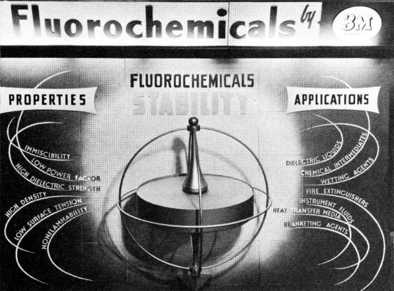 """Fluorochemicals"""
