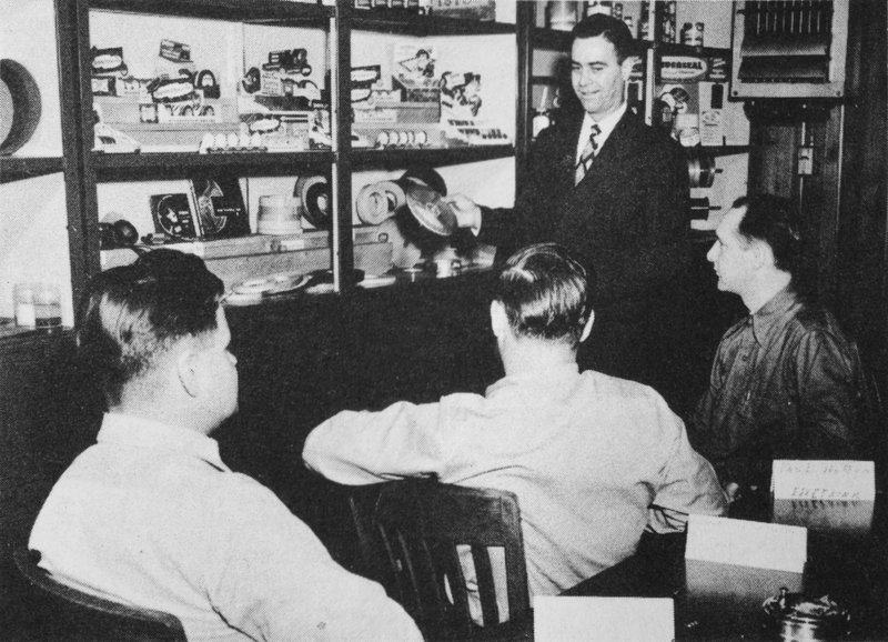 Employees Discuss Products