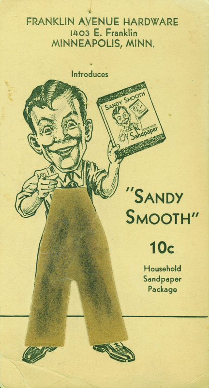 """""""Sandy Smooth"""" Advertisement Campaign"""